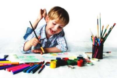 Как развить у ребенка креативность