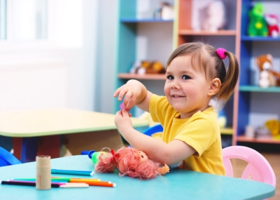 Прежде чем отдать ребенка в сад, подготовьте ребенка к общению в коллективе