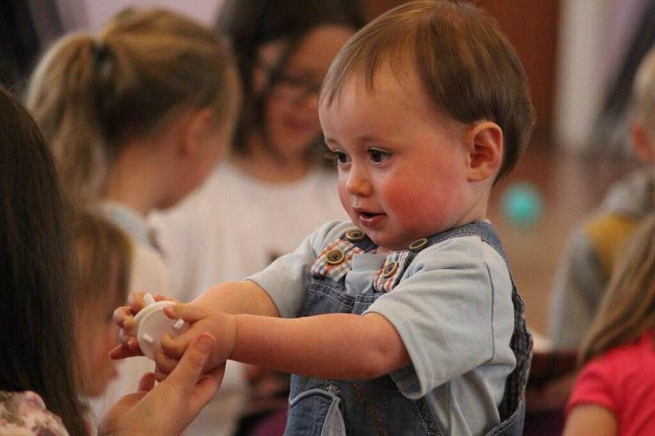 Так ли необходим малышам детский сад?