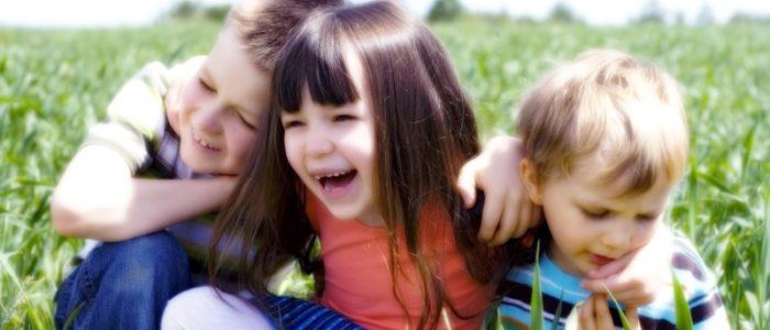 Как научить ребёнка общаться с ровесниками
