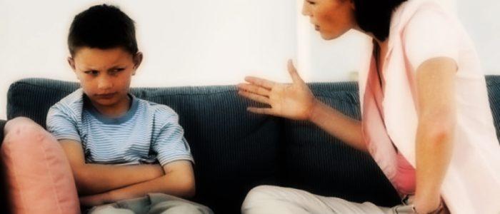 Что делать родителям, если ребенок не слушается?