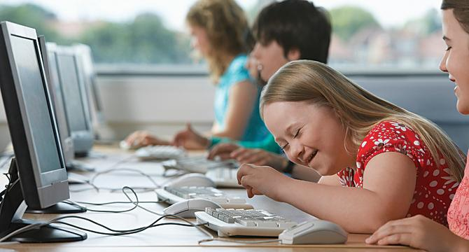 Специальные компьютерные игры для особых детей