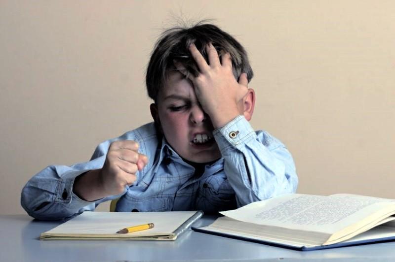 Делать ли уроки с первоклассником?