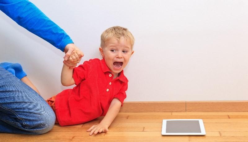 Детские истерики причины и способы предотвращения