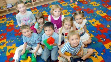 Отдаем ребенка в детский сад