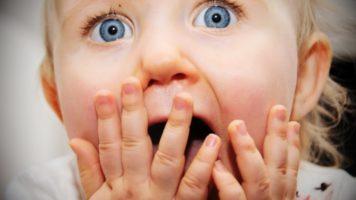 Чего и почему боятся дети, что с этим делать.