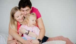 Как научить ребенка проявлять любовь