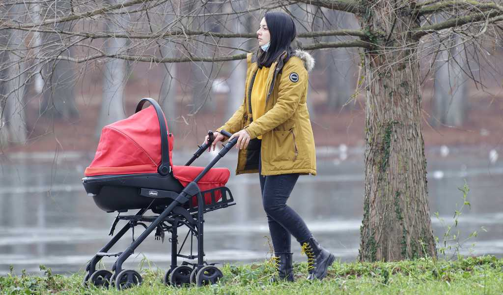 Детская коляска - как выбрать