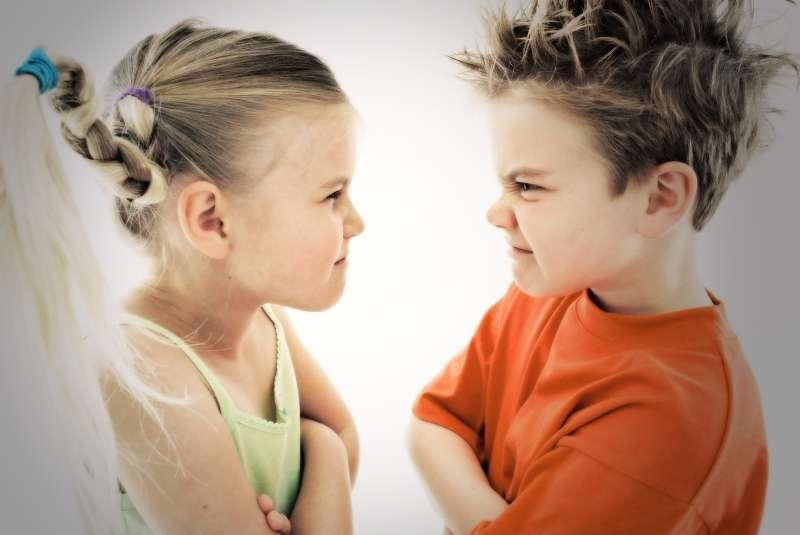 Агрессивное поведение ребенка, помогите ему