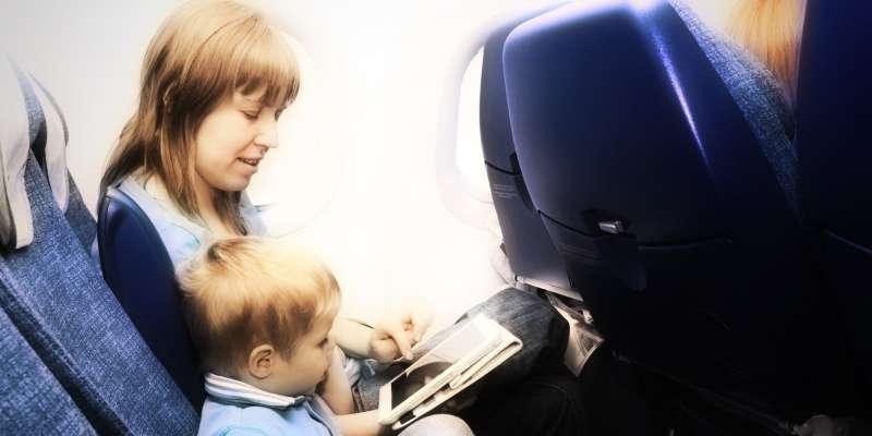 Отправляясь с ребенком на отдых