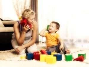 дети отражение своих родителей