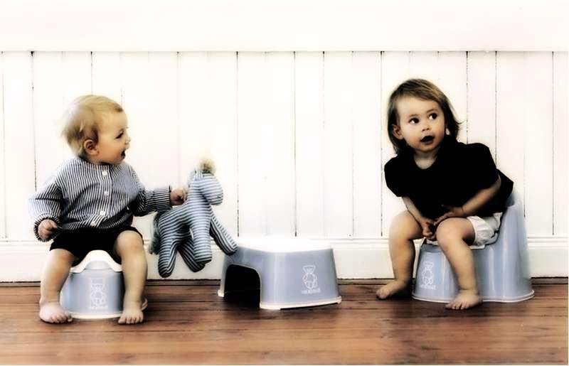 Как правильно приучить ребёнка пользоваться горшком?