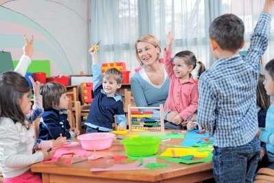Поведение ребенка в детском садике