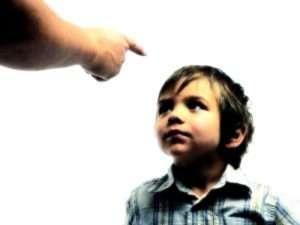 Воспитание детей с помощью мягкого наказания