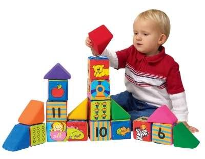 Развивающие детские игрушки, что и как подбирать