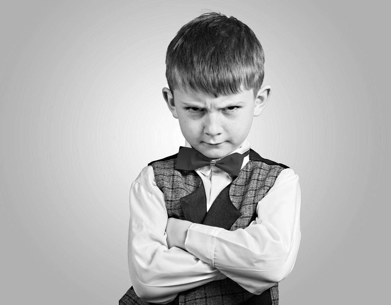 Детское упрямство и пути его преодоления