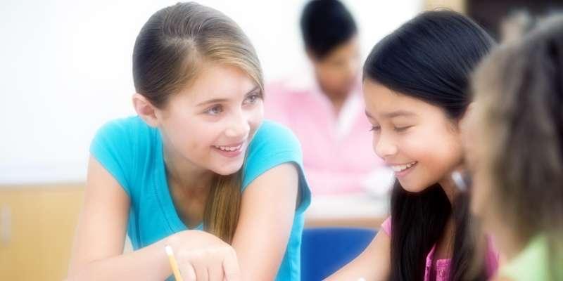 Как научить ребёнка общаться с ровесниками?