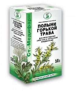 Уход и лечение проблемной кожи народными рецептами Полынь