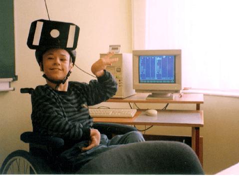 Специальная компьютерная периферия для особых детей
