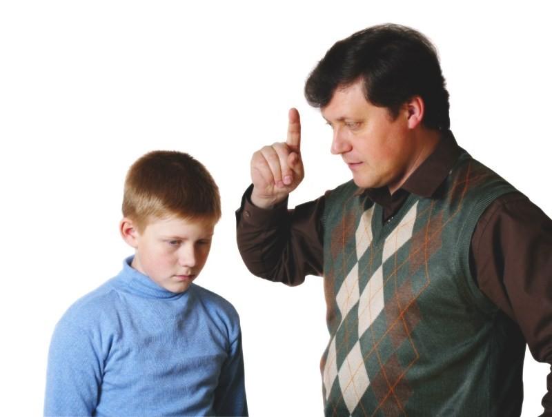 Конфликты отцов и детей