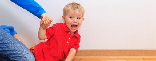 Детские истерики неизбежность, но не трагедия