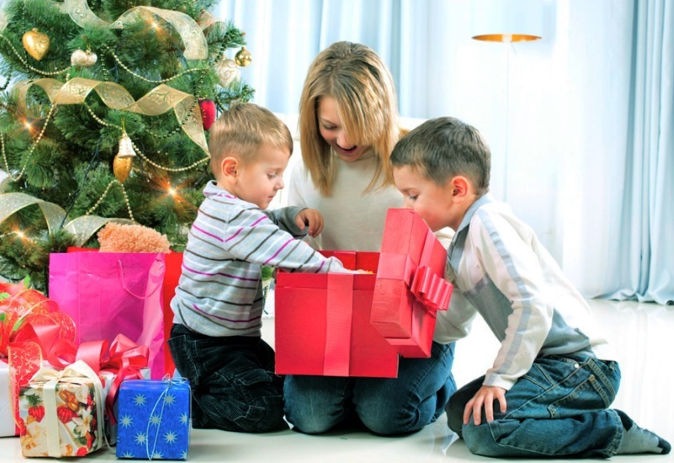 Подарки детям на Новый 2019 год