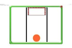Игры для детей с ОВЗ - тренажёр Футбол